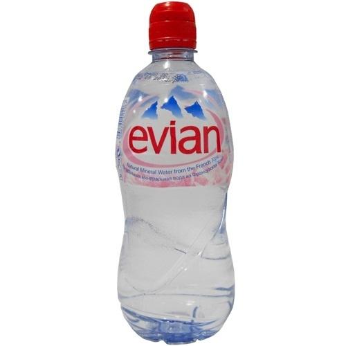 Эвиан 0.5 пэт