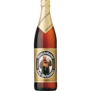 Franziskaner Hefe-Weisse 0,5