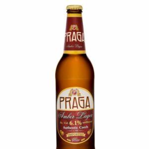 Praga Amber Lager 0,5
