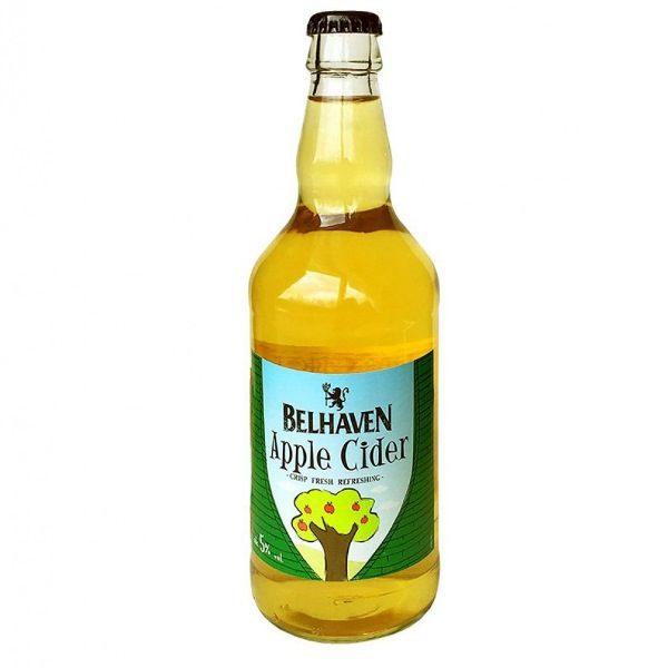 Belhaven Apple Cider 0,5