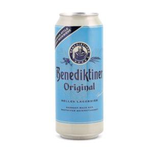 Benediktiner Original Hell 0,5