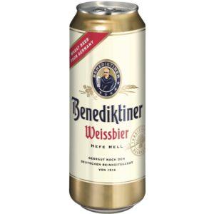 Benediktiner Weissbier 0,5