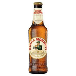 Birra Moretti L'Autentica 0,3