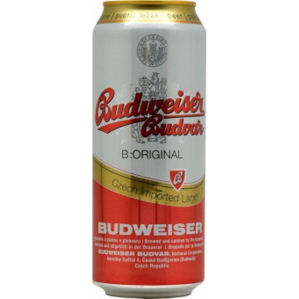 Budweiser Budvar 0,5