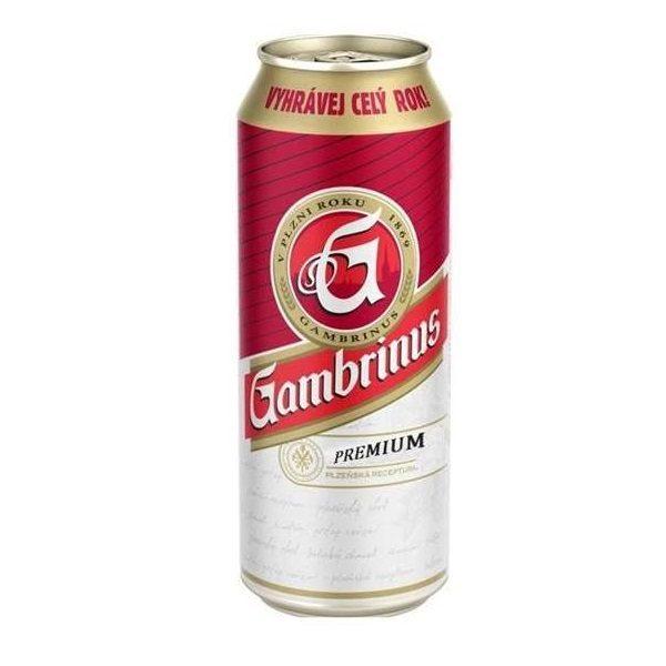 Gambrinus Premium 0,5