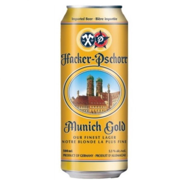 Hacker-Pschorr Munchener Gold 0,5