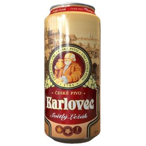 Karlovec Svetly Lezak 0,44