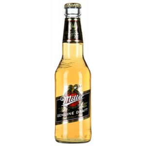 Miller Genuine Draft 0,33
