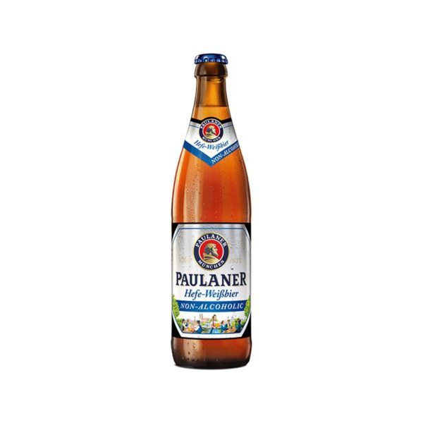 Paulaner Hefe-Weissbier Non-Alcoholic 0,5