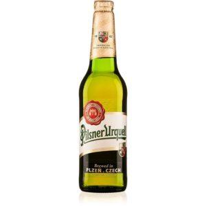 Pilsner Urquell 0,5 butilka