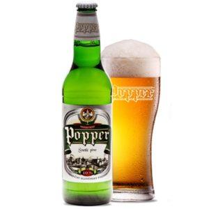 Popper 10% Svetlé Pivo Premium 0,5