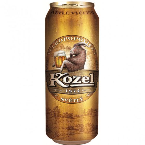 Velkopopovicky Kozel Svetly 0,5